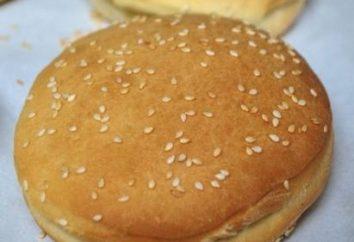 I panini hamburger soffici e morbidi: ricetta