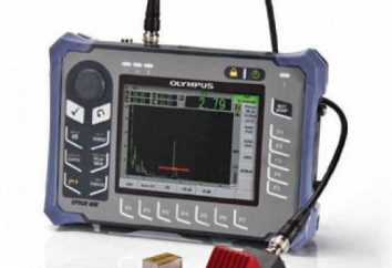 défauts par ultrasons: instruction, diagramme, les spécifications, les fabricants, la vérification