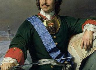 Quando Pedro nasceu 1, uma breve biografia, o reinado