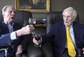 los gemelos más antiguos del mundo comparten los secretos de la longevidad