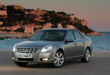 Cadillac BLS: opinie użytkowników, zdjęcia, dane techniczne