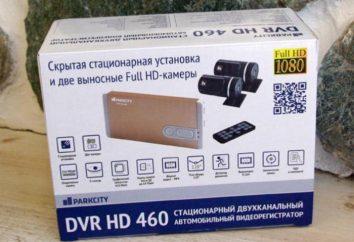 DVR ParkCity DVR HD 460: Übersicht, Einbauanleitung, Testberichte
