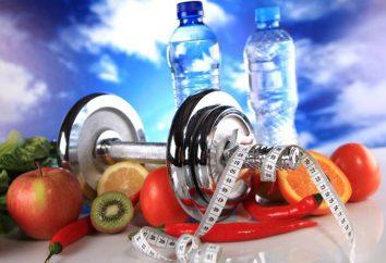 Nutrición deportiva para el principiante. Clasificación de la nutrición deportiva