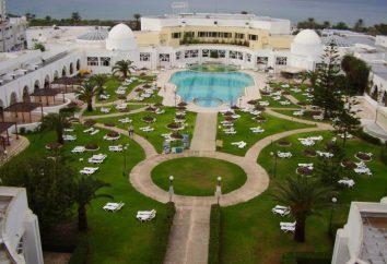 Túnez. Hotel Tej Marhaba 4 – una descripción y comentarios