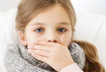 Como podemos curar a tosse residual em crianças?