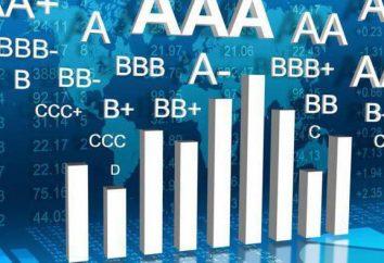 Calificación BBB. calificaciones de crédito y la investigación