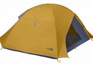 Jak wybrać namiot camping