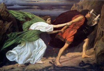 Greckie śpiewacy: mitologiczny i nowoczesny