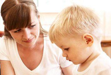 Signes externes de l'autisme chez les enfants de 2 ans