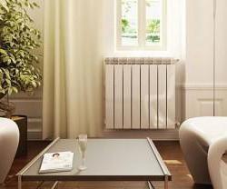 radiateurs bimétalliques Sira: spécifications, de l'installation