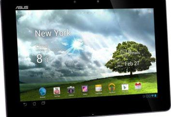 ASUS tablet não está incluído: a possível solução de problemas. ASUS Tablet Repair