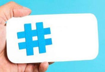 """So platzieren Sie Hashtags in """"Instagram"""": eine detaillierte Anleitung"""