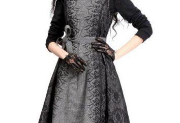 Wełniana sukienka: modne i eleganckie!