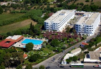 Hotel Continental Palace 4 (Grecja / Kos): usługi, zdjęcia i opinie