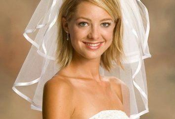 Brautschleier: die Geschichte, Zeichen und Empfehlungen zur Wahl