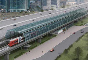 mapa Nova metro de Moscovo com o CIT: Será mais fácil a se movimentar?