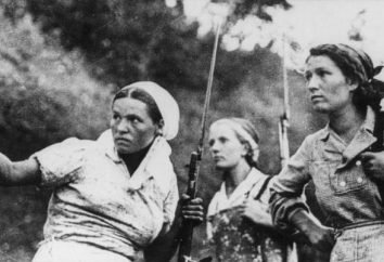 Un essai sur le thème de la « guerre »: l'exploit du peuple