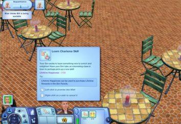 """ao código pontos de felicidade em """"The Sims 3"""". """"The Sims 3"""": Códigos de dinheiro, roupas, pontos de felicidade, necessidades"""