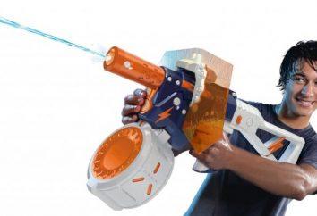 Woda Blasters Nerf – wielki dar