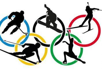 Jak narysować igrzyska olimpijskie w Soczi 2014 r