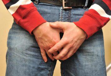 Die Leiste Klumpen bei Männern: Was ist das und was ist gefährlich?