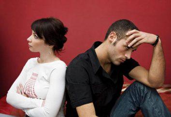 Jak się rozwieść z mężem, jeśli nie jest dzieckiem, i rozpocząć życie na nowo