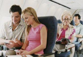 E 'possibile volare in gravidanza precoce (2-3 settimane)? consiglio dei medici
