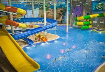 """Aquapark em Barnaul no centro comercial """"Europa"""": foto, descrição e comentários dos visitantes"""