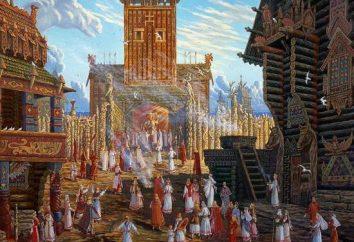 Pagańskie tradycje przedchrześcijańskiej Rosji: opis, rytuały, rytuały i ciekawe fakty