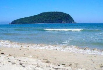 île Petrova, Primorsky Krai: description, attractions, visites et commentaires