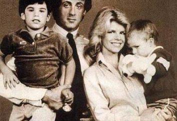 Sergio Stallone: foto, biografia