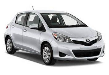 Toyota Yaris – voiture économique avec un nouveau design
