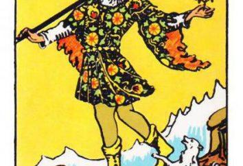 Arkan valore Fool (Tarocchi) carte nei rapporti e l'amore