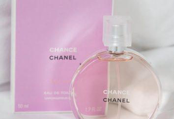 Parfum pour Femmes Chanel Chance Eau Vive: avis, les descriptions de saveur