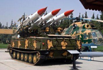 Las fuerzas armadas de Siria hoy