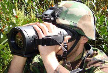 Wojsko Imager: rodzaje, przeznaczenie i sposób działania