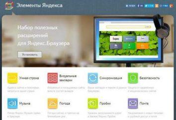 Composition abrégée « Yandex »: Installation, configuration, recommandations