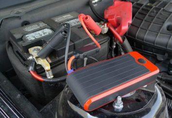 Dispositif pour le démarrage du moteur quand une batterie à plat. Comment démarrer la voiture