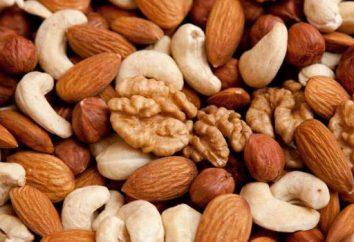 Orzechy – białko lub węglowodany? Korzyści i szkody orzechów