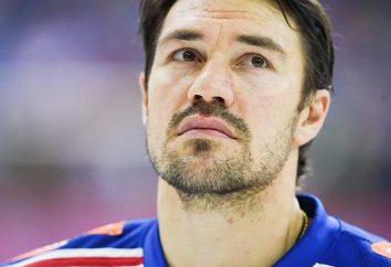 Joueur de hockey sur glace Yevgeny Artyukhin: biographie