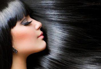 máscara de cabelo gelatina – laminação efeito em casa