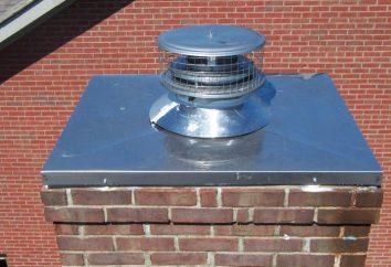Cap sur le tuyau de cheminée: prix et des photos. Comment faire un chapeau sur la cheminée avec leurs mains?