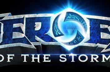 Descrição do jogo e requisitos do sistema Heroes of the Storm