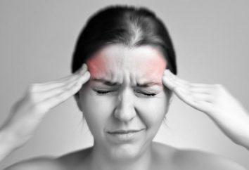 Wie funktioniert eine Migräne? Behandlung zu Hause unkonventionelle Methoden