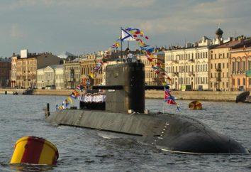 """Łódź podwodna """"Lada"""", projekt 677"""