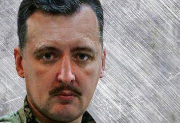 Igor Girkin (frecce): biografia, la vita personale