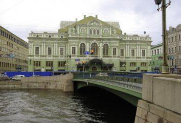 Bolszoj Teatr Dramatyczny. BDT: repertuar, historia