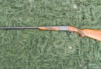 Rifle de caza IZH-18E: características y orden de desmontaje