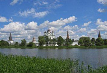 História do Mosteiro Joseph-Volokolamsk. mosteiro masculino ortodoxo estauropégico cenobítico
