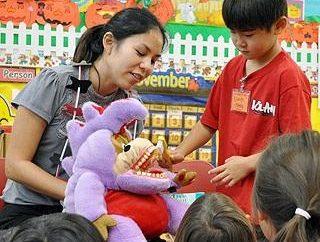 Dzień Zdrowia w Przedszkolu – szczęście dla dziecka
